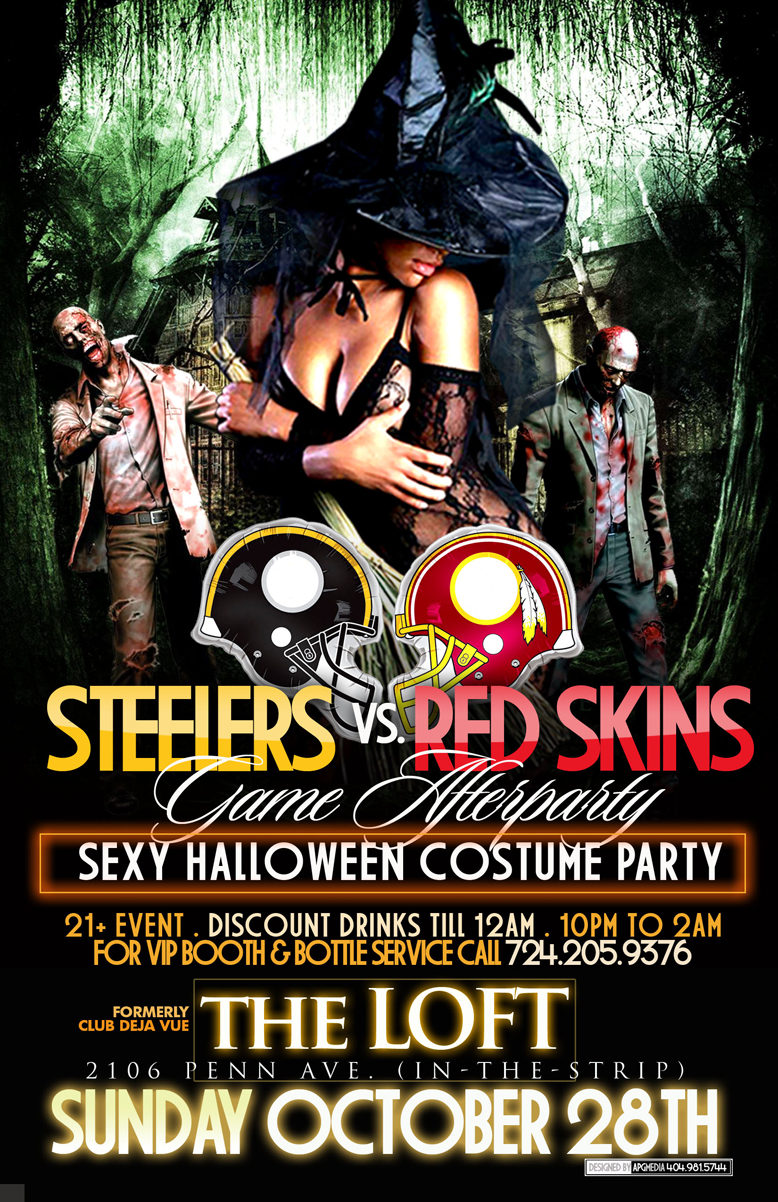 BIGGEST HALLOWEEN COSTUME PARTY OF THE YEAR - 5TH ANNUAL SEXY ...
